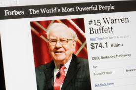 Warren Buffett advice on investing