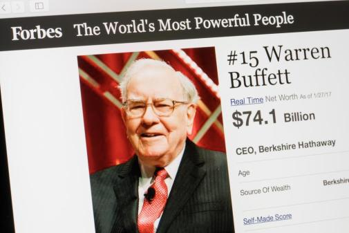 warren buffet on investment advice