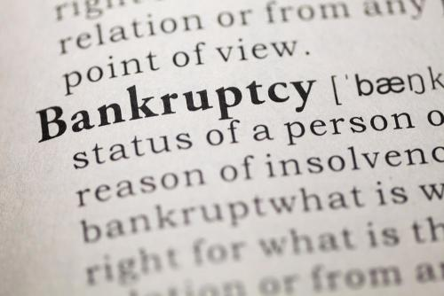 World's Largest Bankruptcies