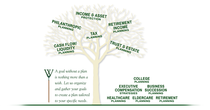 Financial Planning Tree D