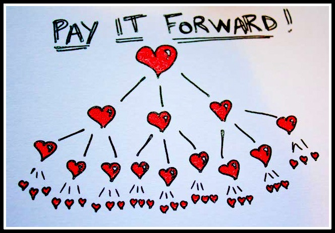 Pay It Forward Logo Other